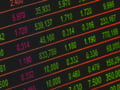 Bursa de la Bucuresti a deschis in scadere ultima sedinta a saptamanii