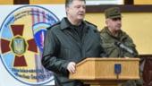 Ucraina suspenda cooperarea militara cu Rusia, inclusiv dreptul de tranzit spre Transnistria