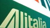 Alitalia si-a redus pierderile in S1 de doua ori