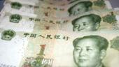 Moneda Chinei, tot mai puternica. Yuanul se apropie vertiginos de euro, dolar si lira