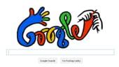 Google marcheaza solstitiul de iarna 2013 printr-un logo special