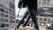 BNR va interveni agresiv daca cursul sare de 4,46 lei/euro