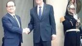 Iohannis si Francois Hollande, intalnire la Paris: Ce au discutat