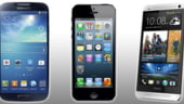 Cel mai bun smartphone din lume in 2014: iPhone, Samsung sau HTC?