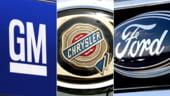 GM, Ford ?i Chrysler, salvate de la faliment. Vor primi un imprumut de 15 miliarde de dolari
