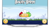 Angry Birds pe televizoarele Samsung Smart TV