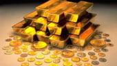 Aurul atinge cel mai inalt nivel al ultimilor 3 luni