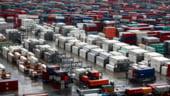 Romania a avut in februarie cel mai mic deficit comercial din ultimii 10 ani