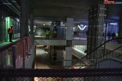 Metroul din Drumul Taberei nu va fi gata in vara, cum a tot promis ministrul Bode