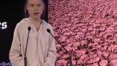 Greta Thunberg raspunde, tot la Davos, atacurilor lui Trump, dupa ce el a numit-o profet al sfarsitului lumii