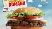 Burger King revine in Romania si urmeaza sa deschida 50 de restaurante