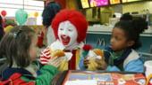 McDonalds va lansa HappyMeal cu carti in Anglia