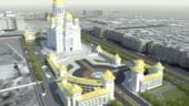 Catedrala Mantuirii Neamului isi va primi curentul electric direct de la Hidroelectrica