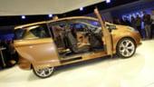 Ford va produce la Craiova 45.000 - 50.000 de unitati B-Max