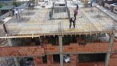Sectorul constructiilor a scazut in februarie cu circa 15%, cel mai mare declin din UE