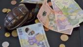 Deficitul bugetului consolidat e de 5 ori mai mare decat anul trecut