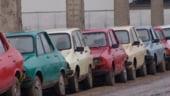 Primaria Arad vinde la licitatie masinile ridicate de pe strazi, cu preturi de la 299 de lei
