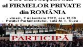 Cei mai buni antreprenori vin la Topul national al firmelor private din Romania