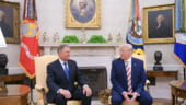 Iohannis si Trump au semnat un memorandum despre 5G. Subiectul Huawei ar putea ajunge in CSAT