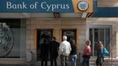 CRIZA DIN CIPRU: Marile banci iau in calcul trecerea la lira cipriota