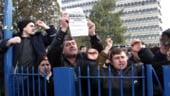 Radoi (USLM): Guvernul mimeaza dialogul cu noi, vom continua protestele