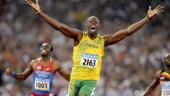 Cel mai rapid om din lume, Usain Bolt, imaginea Visa Europe 2012