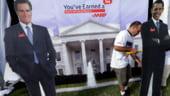 Cat au costat campaniile electorale din SUA in 2012