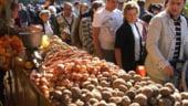 Piete agroalimentare mobile, in Bucuresti