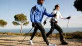 Nordic Walking: Invata sa faci miscare completa, fara sa depui efort