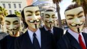 """Hackerii de Anonymus vor sa """"omoare"""" Facebook"""