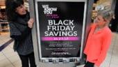 Black Friday 2012: Romanii sunt invitati sa cumpere carti si sa vina in malluri