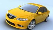 Mazda vrea sa vanda 400 de masini Mazda6, in Romania, anul viitor