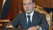 Medvedev: Criza financiara mondiala este departe de a se fi incheiat