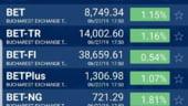 Bursa de Valori Bucuresti atinge noi maxime istorice:Indicele BET-TR trece pentru prima data de 14.000 de puncte