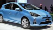 Toyota a lansat Prius-C, masina cu cel mai redus consum