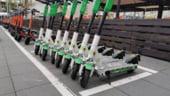 Trotinetele electrice vor putea fi conduse doar de persoane care au implinit 14 ani si doar pe pistele de biciclete - proiect