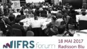 Tendintele globale in raportare financiara si aplicarea acestora in Romania sunt dezbatute la IFRS Forum