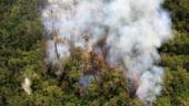 Un vulcan declanseaza stare de urgenta