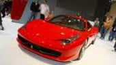 Ferrari deschide in Bucuresti cel mai mare magazin din Europa de Est