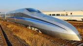 China lanseaza cel mai rapid tren din lume