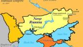 Ucraina, zguduita din temelii daca va pierde regiunile din sud-est