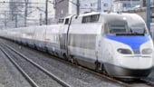 Un tren sud-coreean a intrat in Coreea de Nord, pentru prima data in 10 ani