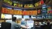 Bursa pierde 0,33% la jumatatea zilei