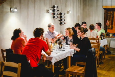 Descopera Transilvania Gastronomica la Sibiu, in aceasta toamna