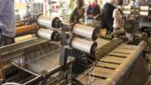 Productia industriala a scazut cu 8,9%