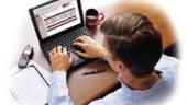 Lupta bancilor pentru clientii cu greutate se muta pe internet