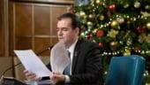 Guvernul Orban, in sedinta: Bugetul si modificarile la OUG 114 ar putea intra pe ordinea de zi