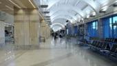 Cum termoscanerele intarzie, Aeroportul Otopeni combate coronavirusul cu... afise