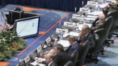 Criza economica mondiala si amenintarile protectioniste vor fi pe agenda reuniunii financiare a G7