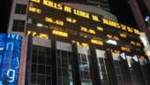 Indicele BET a ajuns la nivelul din vara anului 2005